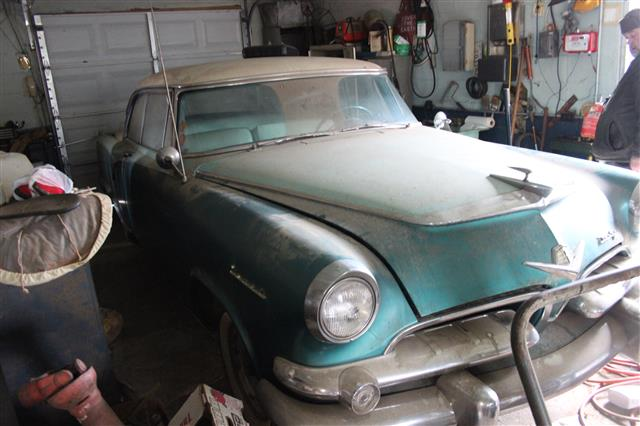 Photo of Fixer Upper: #3 1955 Dodge