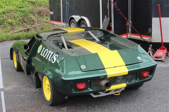 I love the little Lotus and someday hope to drive one of these little guys.
