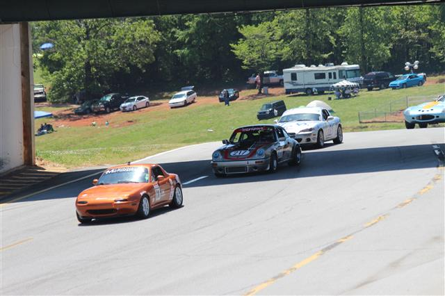 Photo of 2016 Walter Mitty Historic Races at Road Atlanta