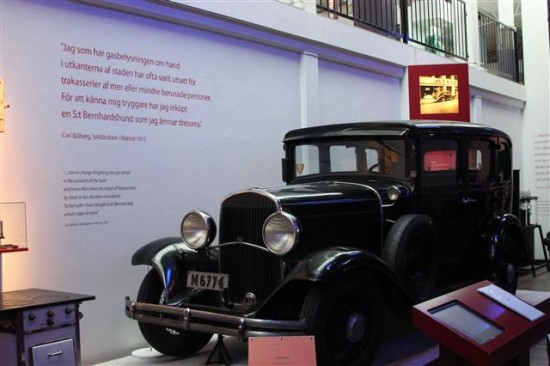 The V8 Fords were sold in large numbers in Sweden but used mostly as utility vehicles.
