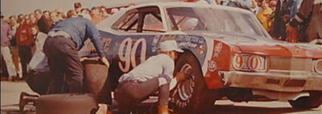 Photo of NASCAR History; Grand National Series, Part 3