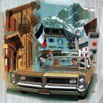 Automotive Art Collection