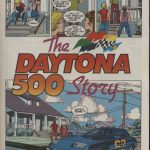 Daytona 500 History in a Comic Book; Part 1