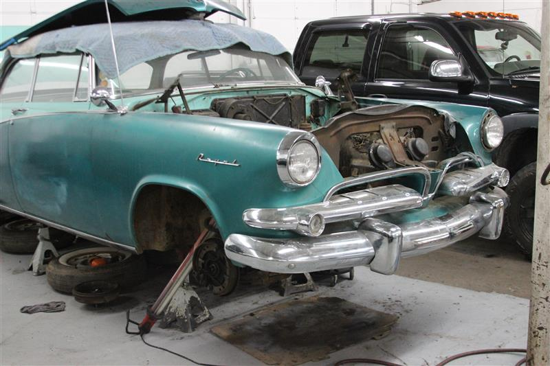 Photo of 1955 Dodge Project Car Update