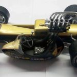 Smokey Yunick 1964 Indy 500 Sidecar Racer by GMP