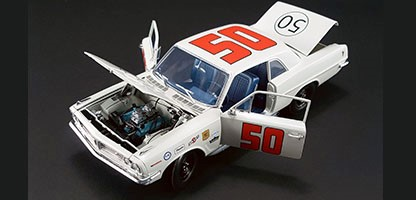 Photo of 1963 Pontiac Tempest Daytona Speed Week Diecast-SOLD OUT