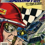 NASCAR; The Darlington Story, Comic Book Part 1