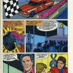 NASCAR; The Darlington Story, Comic Book Part 2
