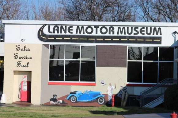 Lane Motor Museum Nashville Tn Information On