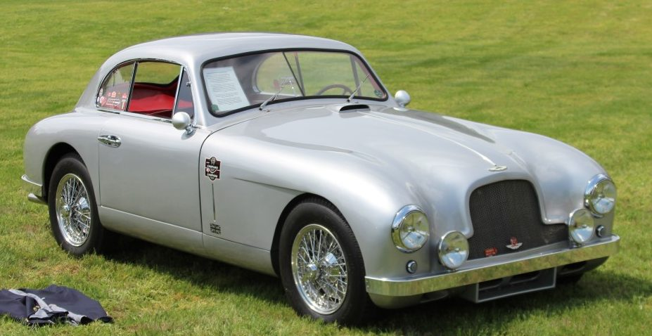 Photo of Feature Car: 1952 Aston Martin DB2 Saloon