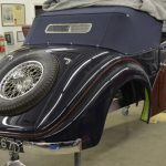 1935 Bugatti T57 Cabriolet Build; Part 2