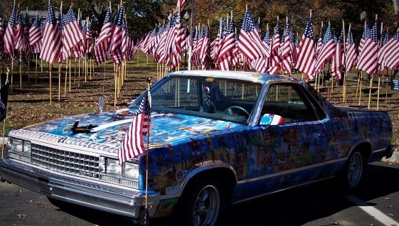 Photo of American History on Wheels