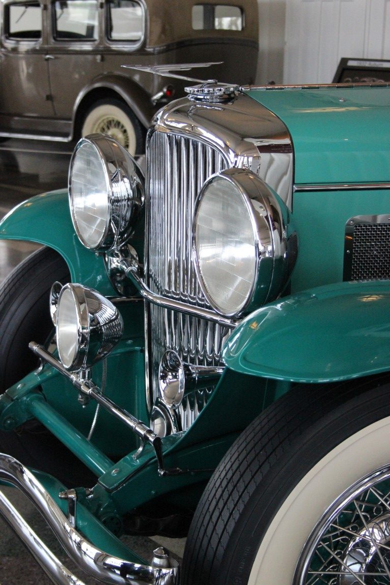 Photo of Auburn Cord Duesenberg Museum 2018