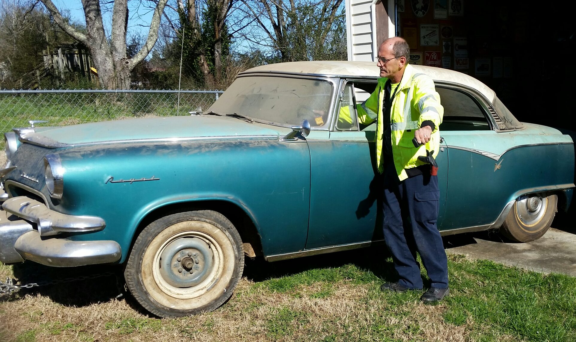 Photo of Fixer Upper #3; Project Car 1955 Dodge Royal: Update