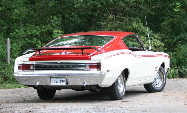 Photo of 1969 Mercury Cyclone Spoiler For Sale