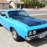 1969 Ford Talladega For Sale Petty Blue!