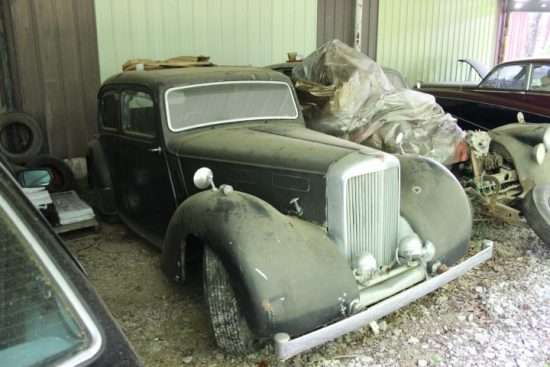 Barn Finds – Information on collecting cars – Legendary