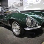 Steve McQueen 1956 Jaguar XKSS