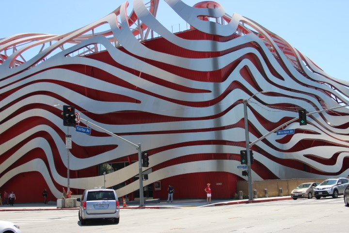 Photo of Petersen Museum 2018