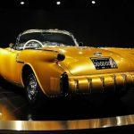 1954 Oldsmobile Concept Sports Car (Olds Corvette?)