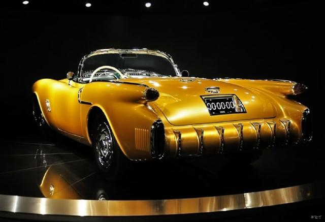 Photo of 1954 Oldsmobile Concept Sports Car (Olds Corvette?)