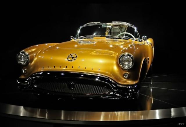 1954 Oldsmobile Concept Sports Car (Olds Corvette?) – Information on