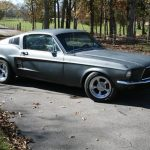Borgeson Power Steering Conversion 1967 Mustang