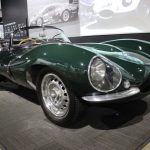 XKSS Jaguar owned by Steve McQueen (Type-D)