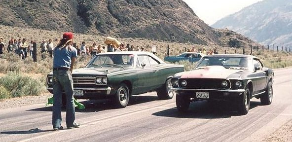 Write a Muscle Car Blog Post – Information on collecting cars
