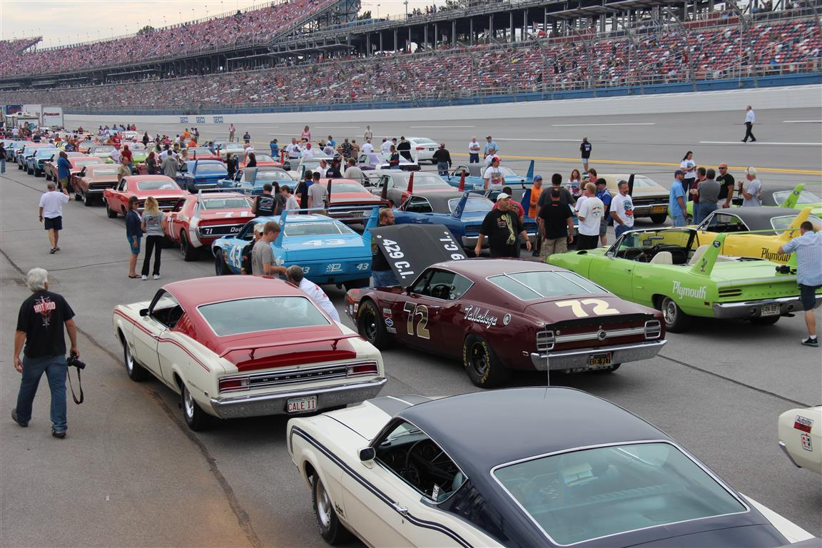 Photo of Aero Cars Return to Talladega Speedway
