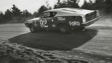Photo of Bobby Unser 1969 Torino
