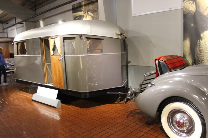 "Glamping in 1939"" – Information on collecting cars"