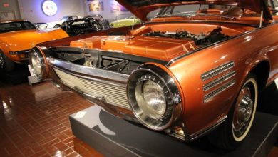 Photo of 1963 Chrysler Turbine Car