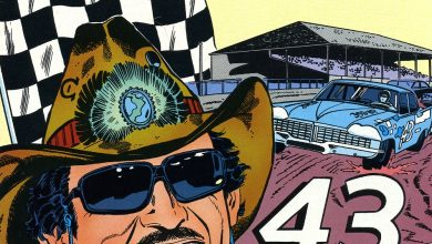Photo of Richard Petty Story