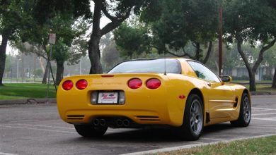 Photo of New C8 Corvette! Remember the fuss when the C5? Part 4