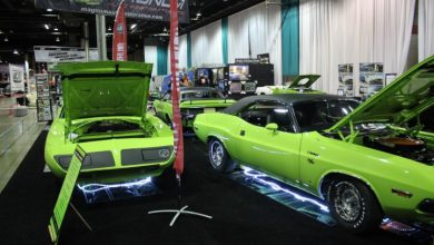 Photo of Muscle Car And Corvette Nationals