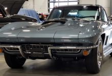 Photo of 1967 Corvette 427 Sting Ray Coupe