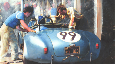 Photo of Ford vs Ferrari & Carroll Shelby Story