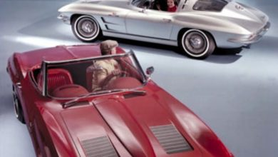 Photo of C2 Corvette Stingray