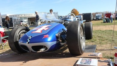 Photo of 1960 Watson Roadster Indy Car
