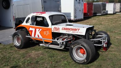 Photo of Vintage Race Cars at AACA Hershey Meet