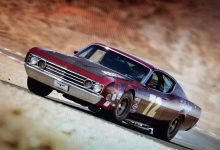 Photo of 1969 Ford Talladega Benny Parsons Tribute Going to Mecum Auctions; UPDATE