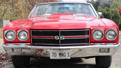 Photo of 1970 Chevelle SS Convertible Project Car